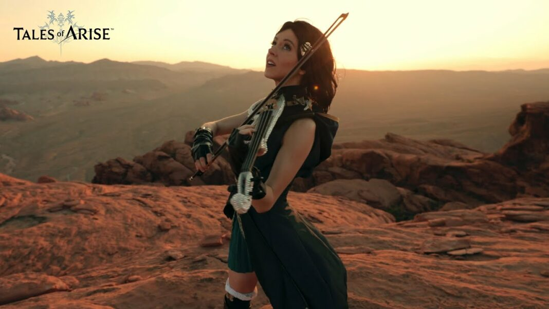 Lindsey Stirling - Flame Of Hope - Tales of Arise