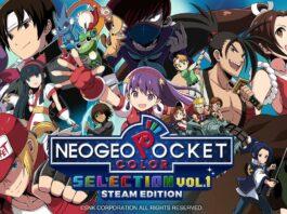 NEOGEO POCKET COLOR SELECTION Vol.1 STEAM EDITION