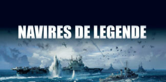 Navires de Légendes