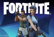 Fortnite X Resident Evil